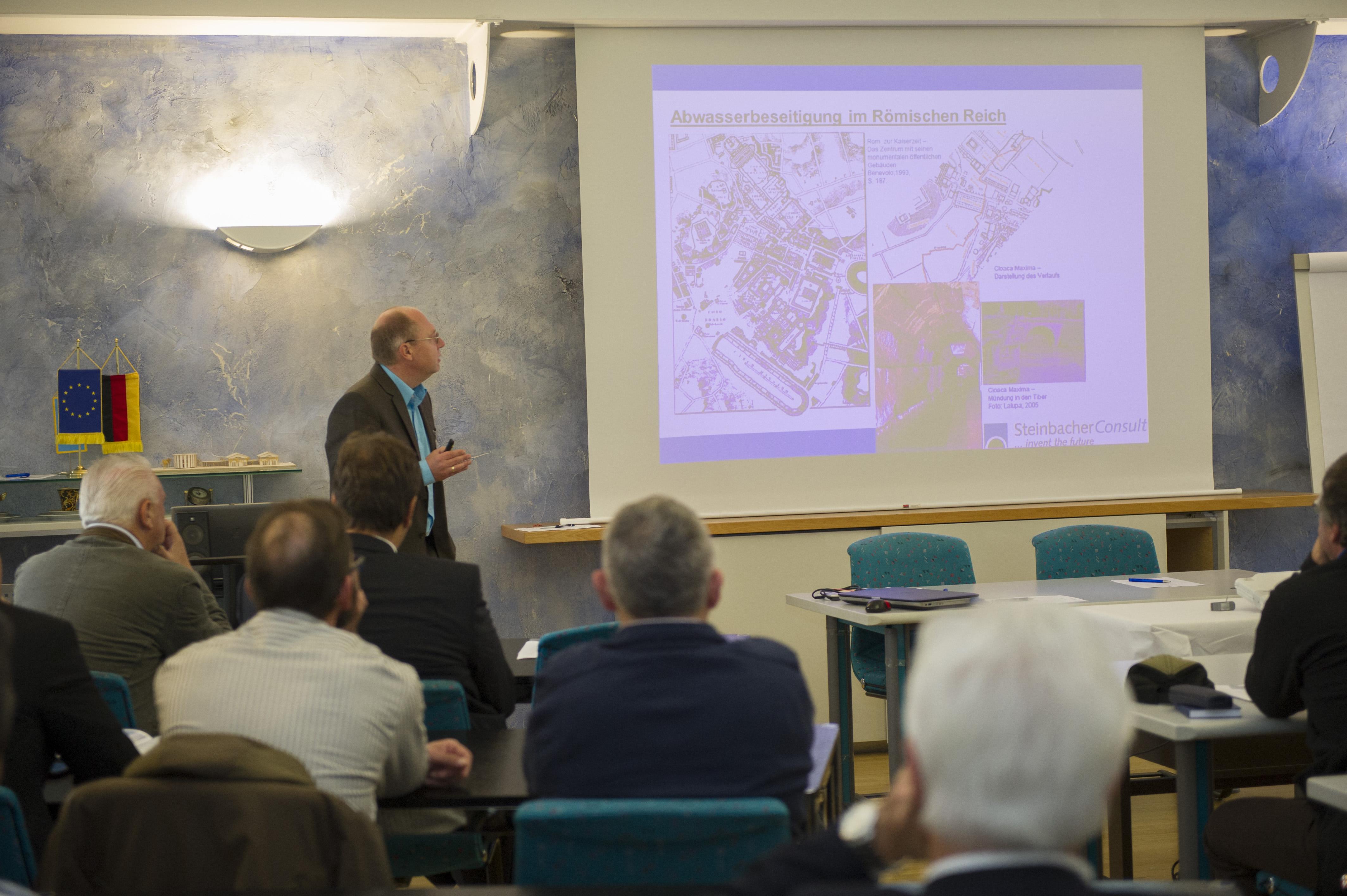 Seminar-Infrastrukturelles-Erhaltungsmanagement-Strassen-Ingenuerbauwerke-GIS-Steinbacher-Consult-Augsburg