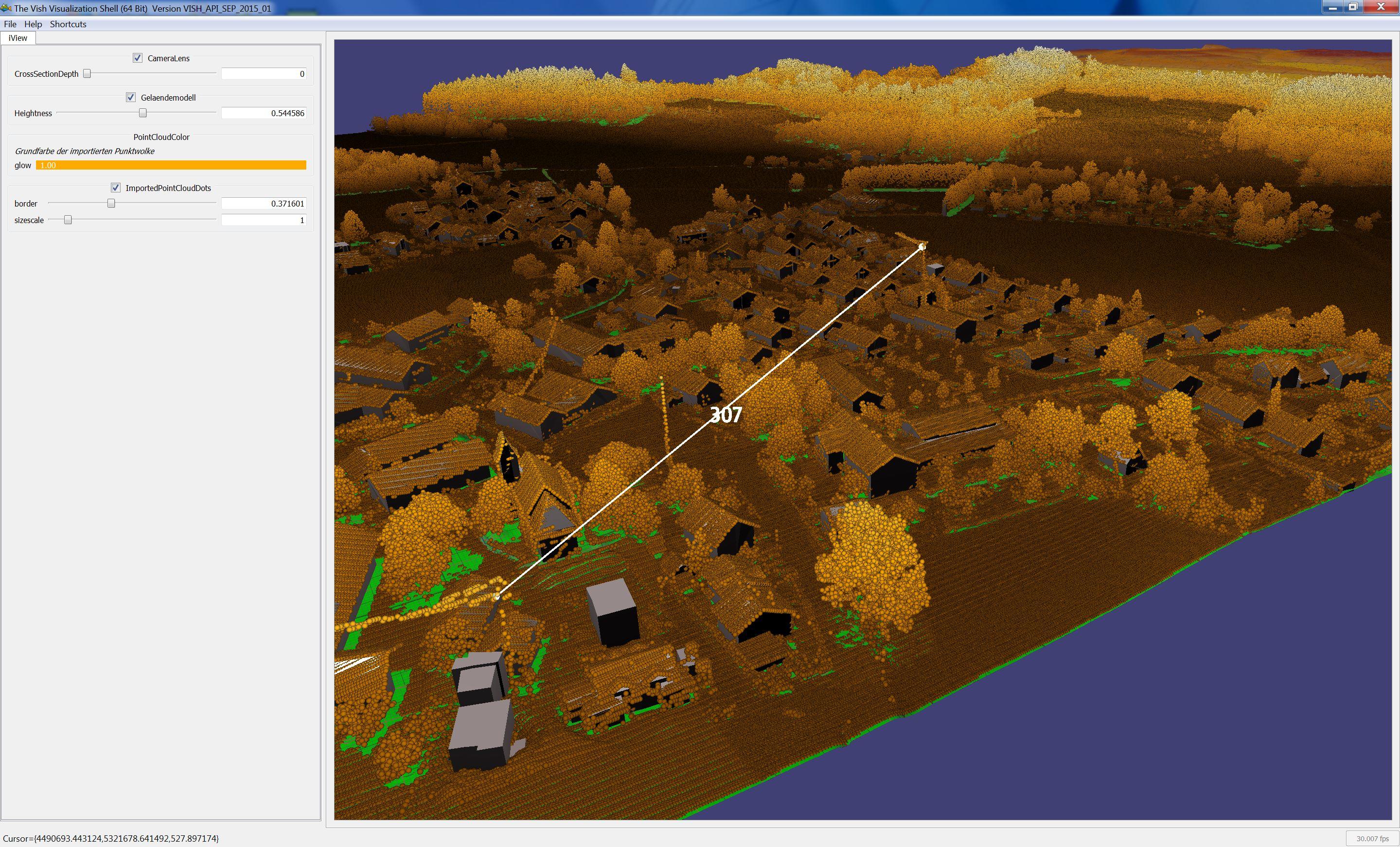 KomViSH-Nutzung von 3D-Geodaten im kommunalen Umfeld