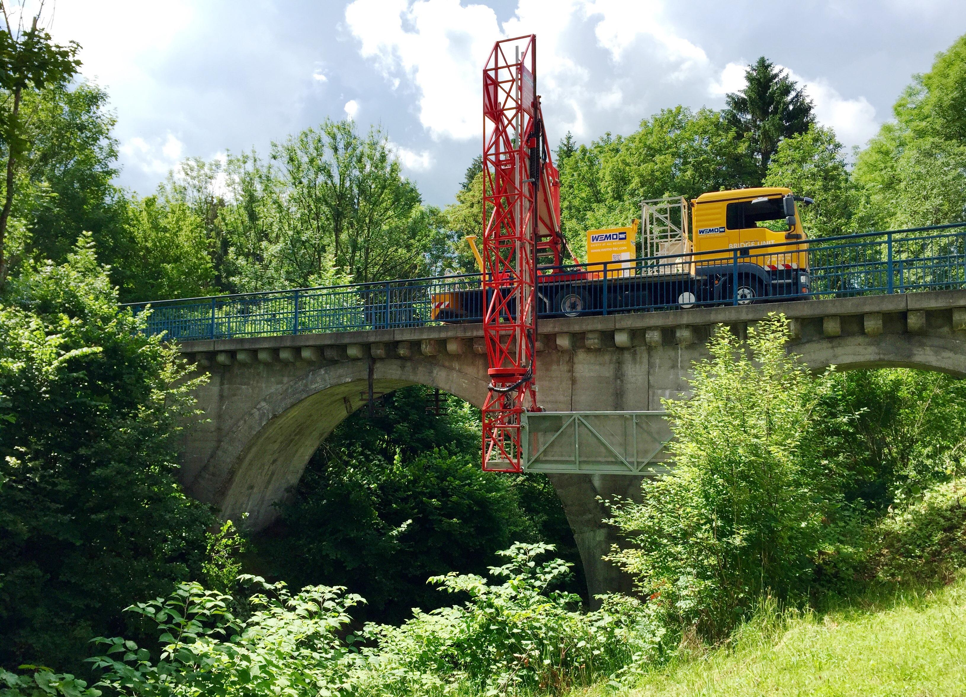 Brücke Ahegg, Oberallgäu